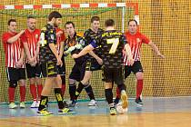 Futsalisté Kralup se Slaným prohráli. Smutnit ale nemusí, sezonu zakončili v klidném středu tabulky.