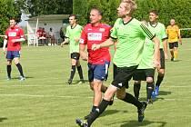 Fotbalový klub z Řepína oslavil padesát let existence.