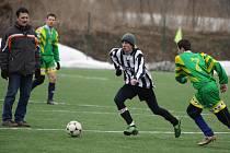Přípravné utkání: Veltrusy - Dolany
