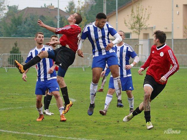Libiš proti Hvozdnici neuspěla, padla na penalty.