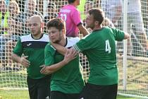 Ve hře o některou z finančních prémií budou v novém ročníku okresního přeboru také fotbalisté Čečelic.