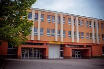 Základní škola Jindřicha Matiegky v Mělníku.