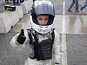 Neratovický šikula Valter Vlk na sebe upozornil během závodů v Itálii. Bral zlato i stříbro.