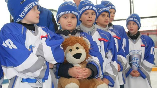 Veolia cup 2015, vánoční turnaj hokejistů čtvrtých tříd konaný v Kralupech nad Vltavou