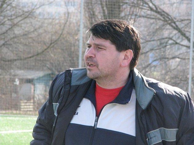 Václav Řízek, trenér Vysoké