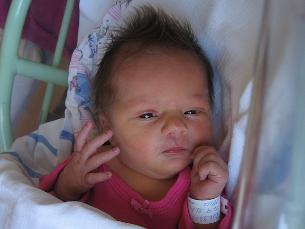 Ema Truksová se rodičům Šárce a Tomášovi z Dolních Beřkovic narodila v mělnické porodnici 7. září 2015, vážila 2,93 kg a měřila 48 cm.