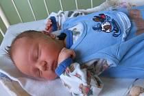 Jan Veselý se rodičům Jitce a Ladislavovi z Vysoké narodil 10. dubna 2008, vážil 3,10 kg a měřil 50 cm. Na brášku se těší 8letá Lucinka.