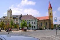 kostel sv Martina ve Mšeně