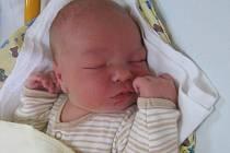 Matěj Vrána se rodičům Radce a Jakubovi z Neratovic narodil v mělnické porodnici 29. července 2014, vážil 3,86 kg a měřil 50 cm.