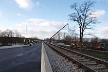 Poslední letošní Kontrolní den k rekonstrukci mostu ve Štětí nedaleko Mělníka přinesl důležité odpovědi na otázky kzimnímu provozu stavby.