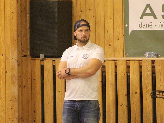 Jakub Mařík, trenér Kralupy Wolves