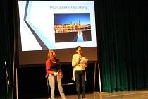 Projektové dny Základní školy Jungmannovy sady Mělník vyvrcholily v pátek  4 . května.