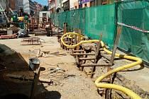 Revitalizace ulice. Ilustrační foto.