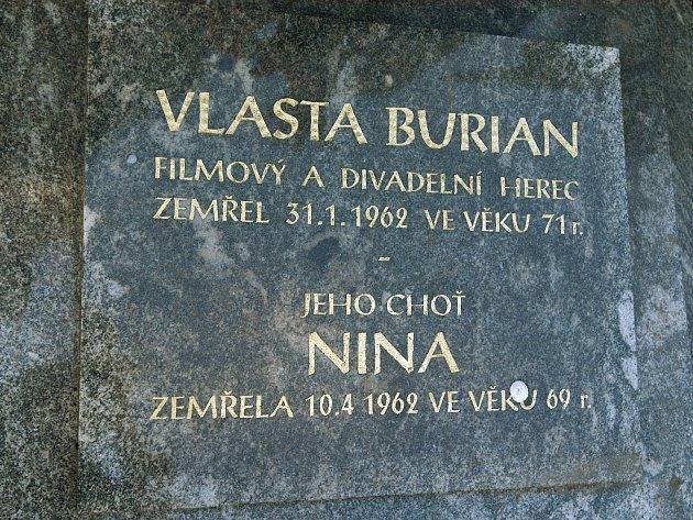 Vlasta Burian zemřel v 71 letech. Ilustrační foto.