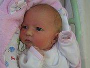 Anežka Dudíková se rodičům Lucii a Miroslavovi z Dolní Kamenice narodila v mělnické porodnici 23. března, vážila 2,82 kg. Na sestřičku se těší skoro 2letý Bedřich.