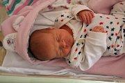 KRISTÝNA ZEDNÍKOVÁ se rodičům Aleně a Tomášovi z Ovčár narodila v mělnické porodnici 21. září 2017, měřila 48 centimetrů a vážila 3,30 kilogramu. Doma se na ni těší 4letý Tomáš.