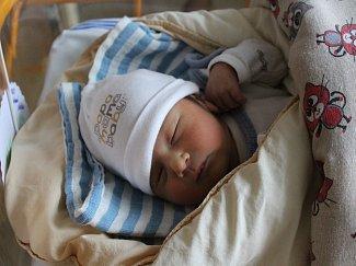Richard Václav Fuchs se rodičům Andree a Richardovi z Obříství narodil 13. listopadu 2017 v mělnické porodnici, měřil 50 cm a vážil 3,22 kg.