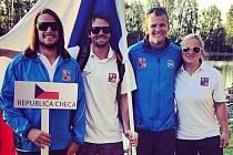 Přestože česká výprava tentokrát nedosáhla na úplně nejcennější kov, rozhodně na mistrovství světa nezklamala.