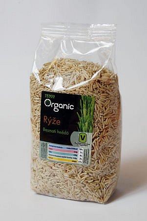 Kopeček rýže je chutnou přílohou i k některým klasickým  českým jídlům.