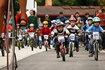 V Bakově nad Jizerou se znovu sejdou nejmladší vyznavači cyklistiky.