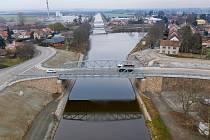 Most v Lužci nad Vltavou