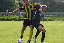 Horní Počaply zvládly zápas s Obřístvím, Sokol vyhrál 4:2.