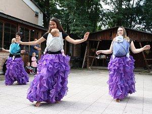 Restaurace Terasa patřila v neděli tanečníkům.