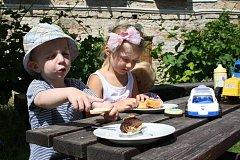 Rodinné centrum Kašpárek nabízí spoustu aktivit pro děti a jejich rodiče či prarodiče.