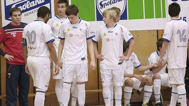 U18: Olympik Mělník - Balticflora Teplice