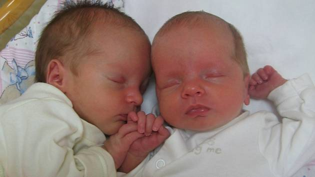 Alžběta a Adéla Smrkovských se rodičům Vladaně a Karlovi z Lobče narodily v mělnické porodnici 28. července 2014. Alžběta vážila 1,95 kg a měřila 44 cm a Adéla vážila 2,55 kg a měřila 45 cm.