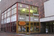 Obchodní dům Máj v Kralupech nad Vltavou.
