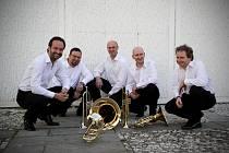 Žesťovy kvintet Five Brass_Facebook
