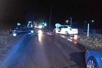 Dopravní nehoda Lobkovice, 8. listopadu 2019.