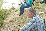 Rybářské závody ve Mšeně.