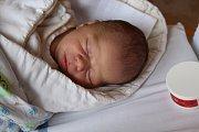 DOMINIK Valenta se rodičům Janě Kácovské a Lukáši Valentovi z České Lípy narodil 9. dubna 2017 v mělnické porodnici, vážil 3,25 kg a měřil 51 cm.