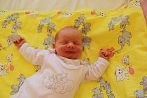Elizabeth Radiměřská se narodila mamince Markétě Radiměřské z Lomu 12. března v 11.35 hodin. Měřila 49 cm a vážila 3,47 kilogramu.
