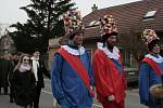 Masopustní veselí připravila obec Cítov ve spolupráci s místními spolky. Masopust se v Cítově uskutečnil již po čtvrté.