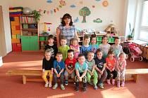 Zelená třída z MŠ Sluníčko Neratovice