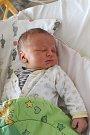 MIKULÁŠ DADAJ se rodičům narodil v mělnické porodnici 30. ledna 2018, vážil 3,53 kg a měřil 52 cm.