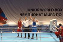 Jan Gazdík se zúčastnil mistrovství světa v Rusku
