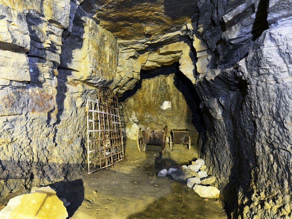 Mělnické podzemí.