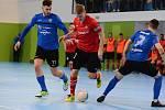 18. kolo VARTA futsal ligy: SK Olympik Mělník - FK ERA-PACK Chrudim 1:6 (0:3).