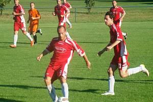 AFK Eletis Lužec - FC Mělník (2:3 po PK); 2. kolo I. B třídy; 29. srpna 2015