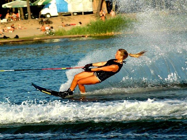 Vodní lyžařky Neratovic změří síly s evropskou konkurencí.