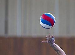 Volejbal ilustrační foto