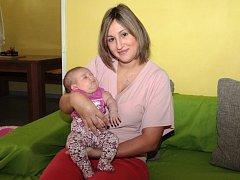 Šárka Rotková chtěla původně pro dceru nějaké netypické jméno, třeba Sofinka. S partnerem se na jméně dlouho nedokázali shodnout, až nakonec vyhrála Eliška.