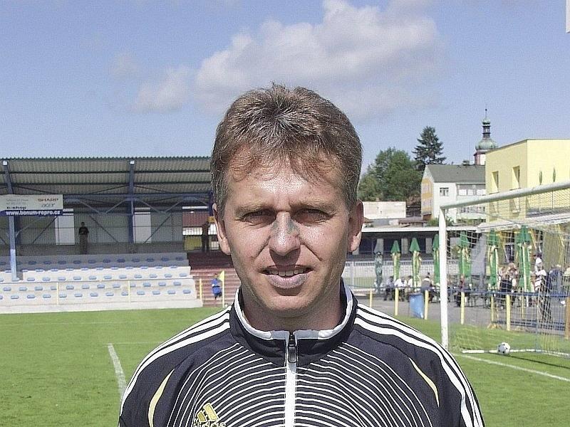 Zdeněk Staroba, Nová Ves pod Pleší