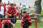 Oslavy 120. let od založení Sbotu dobrovolných hasičů Ovčáry - Nedomice