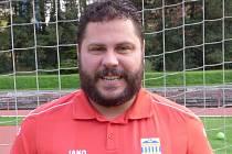 Tomáš Staněk, trenér FK Neratovice/Byškovice.
