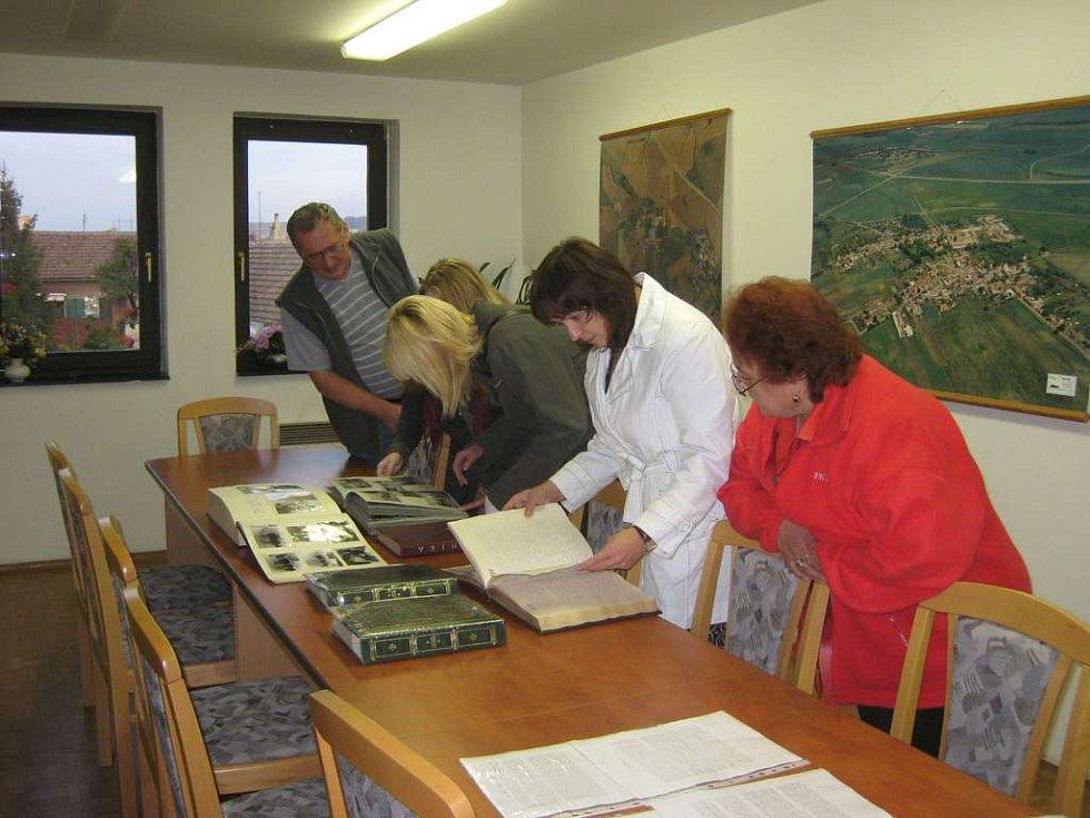 Kozomínská knihovna pořádala Den otevřených dveří.